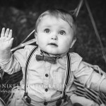 Lloyd turns one – Hobart Baby Photographer