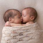 Newborn Twins Lewis and Elliott – Hobart, Tasmania