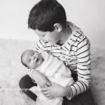 Newborn Baby Photography Hobart – Archer