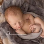Newborn Photography Hobart – Finn