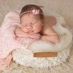 Hobart Newborn Photographer – Baby Piper