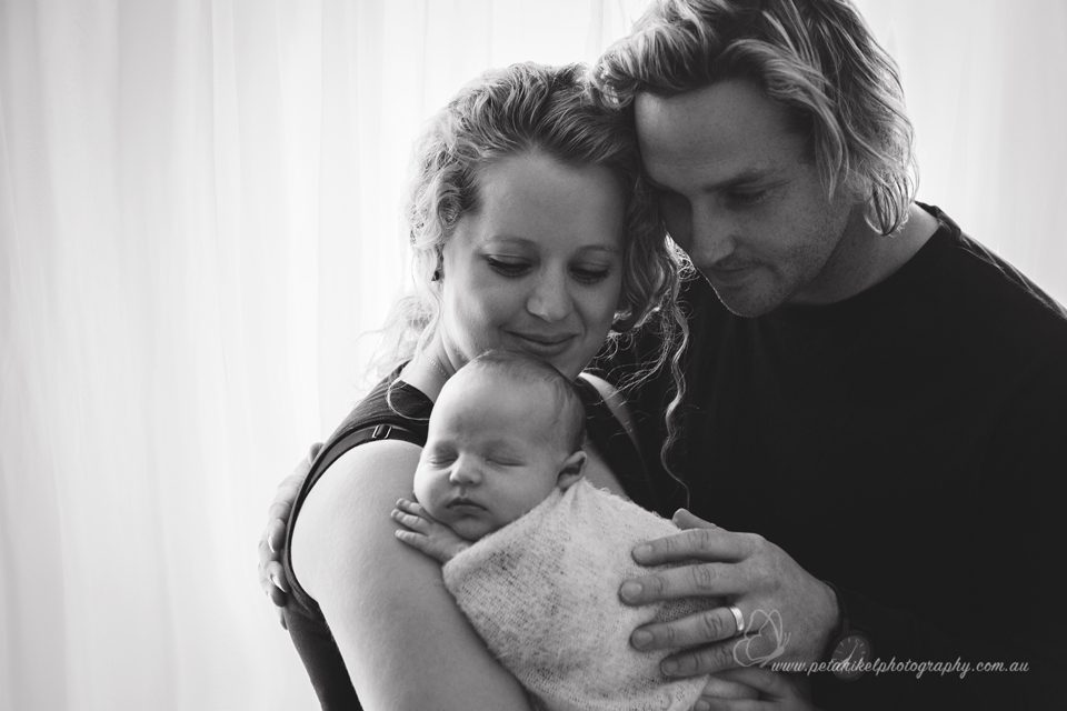 Hobart Newborn Photos